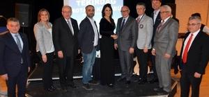 Başkan Albayrak Rotary Kulübü üyeleriyle yemekte buluştu