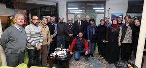 Başkan Saraçoğlu: Sanatçılar, şehrin kültürünü yaşatan bireylerdir