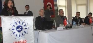 Van İŞGEM'den bilgilendirme semineri