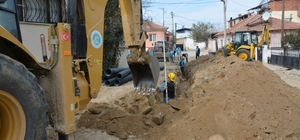 Ayan Mahallesi'nin altyapı çalışmaları tamamlandı
