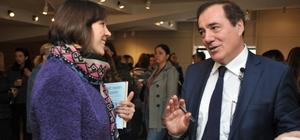 Prof. Dr. Ayhan Aydın İstanbul'da kolej öğretmenleriyle buluştu