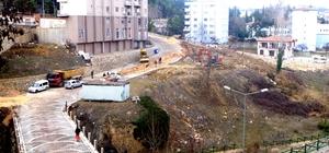 Osmanlı Hamamı'nın inşaat çalışmaları başlatıldı