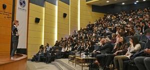 SAÜ'de düzenlenen 'Endüstri Mühendisliği Günleri' sona erdi