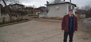 Akbıyık köyü kanalizasyona kavuşuyor
