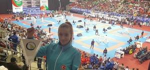 Umay Tokcan, Avrupa Şampiyonu oldu