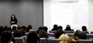 HKÜ'den Erasmus tanıtım ve bilgilendirme toplantısı