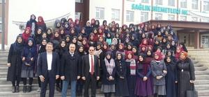 Bayburt İmam Hatip Lisesi öğrencilerinden Bayburt Üniversitesi'ne ziyaret