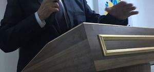 AK Parti İl Başkanı Hüseyin Cahit Özden TÜRGEV'de