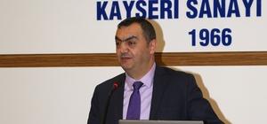 """KAYSO Başkanı Büyüksimitçi, """"Endüstri 4.0'ı Kaçırmamalıyız"""""""