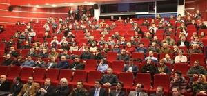 Gebze'de Cumhurbaşkanlığı Sistemi konferansı