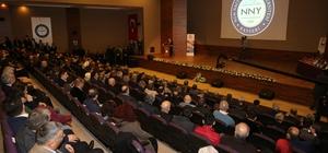 Nuh Naci Yazgan Üniversitesi'nden Başkan Büyükkılıç'a teşekkür plaketi