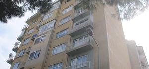 Aydın'da çatıdan yükselen duman korkuttu