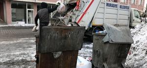 Muradiye Belediyesinden çevre temizliği