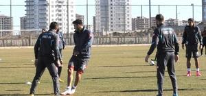 Amed Sportif'de Üsküdar maçı hazırlıkları başladı