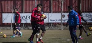 Gençlerbirliği'nde Kardemir Karabükspor maçı hazırlıkları