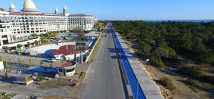 Manavgat Belediyesi Trafiği Bisiklet yollarıyla rahatlatacak