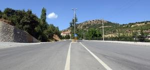 Büyükşehir'den Hadim'e örnek caddeler
