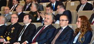 Bakan Arslan Çanakkale'de: