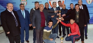 Başkan Polat başarılı sporcularla bir araya geldi