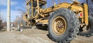 Battalgazi Belediyesi yol yapım çalışmalarını aralıksız sürdürüyor