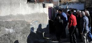 Kayseri'de karbonmonoksit gazından zehirlenen kadın öldü