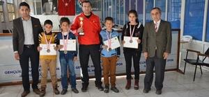 Okullar Arası Satranç Müsabakaları sona erdi