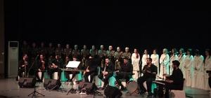 Antakya Medeniyetler Korosu, Suriyeliler için sahne aldı