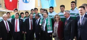 Orman ve Su İşleri Bakanı Eroğlu Muğla'da: