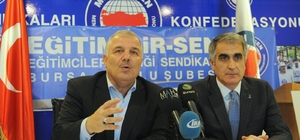 AK Parti Nilüfer'den Memur-Sen'e ziyaret