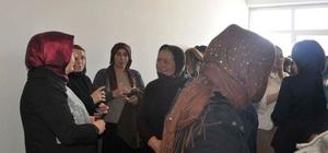 Vali eşinden Ardahanlı kadınlar için kanser tarama kampanyası