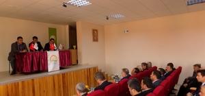 Karacasu'da tarım çalıştayı düzenlendi