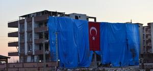 Yaralarını saran Viranşehirliler teröre tepkili