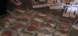 Adana'da 108 kilogram eroin ele geçirildi