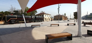 Gaziantep'teki İstasyon parkına ödül