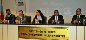 ERÜ'de Hocalı Soykırımı Anma Etkinliği Düzenlendi