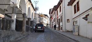Akil Muhtar Erdem Sokak tarihi dokuya uygun onarılacak