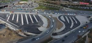 İstanbul'da yeni bir peron alanı daha hizmete alındı