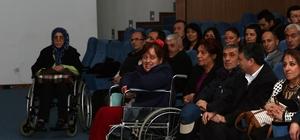 Yenimahalle'den engellilere tam destek