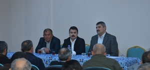 AK Parti Günyüzü İlçe Danışma Meclisi Toplantısı