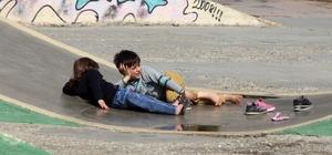 Gaziantep'te hava sıcaklığı mevsim normallerinin üzerinde