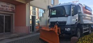 Vakfıkebir Belediyesi iş makinesi ve araç parkını güçlendiriyor