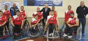 Engelsiz Gaziantepspor, Çanakkale Boğazgücü maçı için hazırlıklarını sürdürüyor