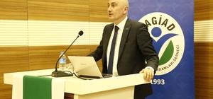 Rektör Yılmaz Endöstri 4.0 seminerine katıldı