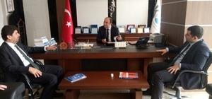 KOP'tan Başkan Acar'a ziyaret