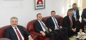 Başkan Kuzu istedi, Bakan Arslan söz verdi