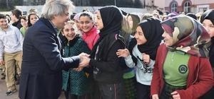 Beyoğlu'nda 800 öğrenci daha boğaz turu yapacak
