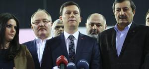 AK Parti'nin kampanya tanıtım toplantısı