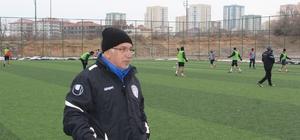 Yeşilyurt Belediyespor, Karaköprü Belediyespor maçının hazırlıklarını tamamladı