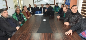 Şahinbey Belediyesi personeline iş sağlığı ve güvenliği eğitimi