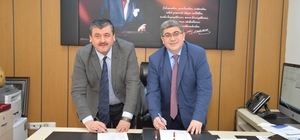 Toplum Yararına Programı protokolü imzalandı